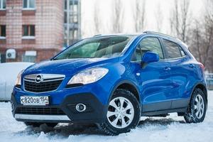 Авто Opel Mokka, 2014 года выпуска, цена 930 000 руб., Новосибирск