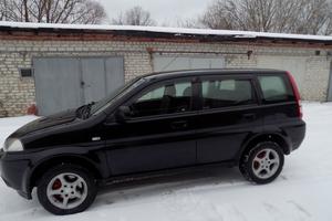 Автомобиль Honda HR-V, хорошее состояние, 2002 года выпуска, цена 340 000 руб., Орехово-Зуево