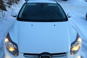 Подержанный автомобиль Ford Focus, хорошее состояние, 2012 года выпуска, цена 530 000 руб., Челябинск