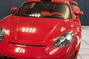 Автомобиль Porsche Carrera GT, отличное состояние, 2003 года выпуска, цена 6 500 100 руб., Сочи