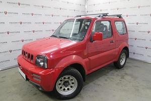 Авто Suzuki Jimny, 2008 года выпуска, цена 519 999 руб., Москва