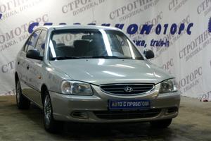 Авто Hyundai Accent, 2007 года выпуска, цена 210 000 руб., Москва