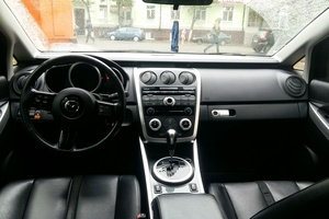 Подержанный автомобиль Mazda CX-7, отличное состояние, 2008 года выпуска, цена 670 000 руб., Смоленск