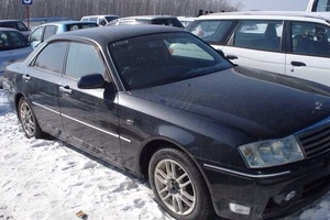 Автомобиль Nissan Gloria, отличное состояние, 2000 года выпуска, цена 380 000 руб., Челябинск