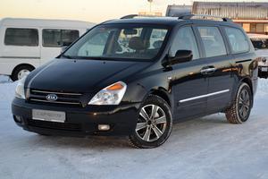 Авто Kia Carnival, 2009 года выпуска, цена 648 000 руб., Москва