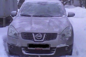 Автомобиль Nissan Qashqai, отличное состояние, 2008 года выпуска, цена 550 000 руб., Воскресенск