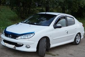 Подержанный автомобиль Peugeot 206, отличное состояние, 2007 года выпуска, цена 265 000 руб., Мытищи