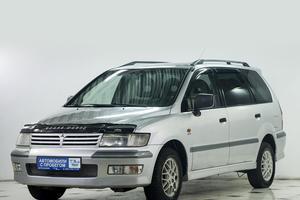 Авто Mitsubishi Space Wagon, 2000 года выпуска, цена 333 000 руб., Москва