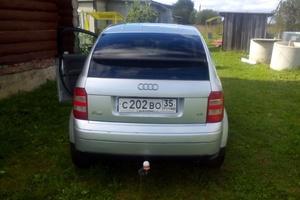 Автомобиль Audi A2, хорошее состояние, 2000 года выпуска, цена 245 000 руб., Москва и область