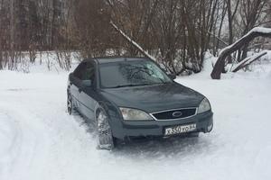 Подержанный автомобиль Ford Mondeo, среднее состояние, 2003 года выпуска, цена 240 000 руб., Ногинск