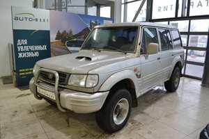 Авто Hyundai Galloper, 2000 года выпуска, цена 199 900 руб., Санкт-Петербург