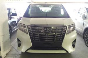 Авто Toyota Alphard, 2016 года выпуска, цена 4 399 900 руб., Москва