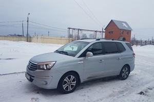Автомобиль SsangYong Stavic, отличное состояние, 2014 года выпуска, цена 1 390 000 руб., Москва