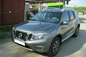 Автомобиль Nissan Terrano, отличное состояние, 2014 года выпуска, цена 800 000 руб., Челябинск