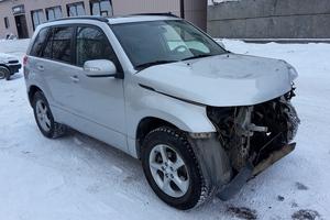 Автомобиль Suzuki Grand Vitara, битый состояние, 2010 года выпуска, цена 499 000 руб., Челябинск