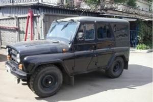 Подержанный автомобиль УАЗ 3151, хорошее состояние, 1994 года выпуска, цена 130 000 руб., Челябинск