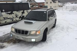 Подержанный автомобиль Subaru Forester, отличное состояние, 2000 года выпуска, цена 290 000 руб., Дмитров