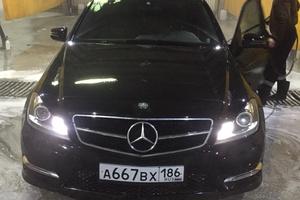 Подержанный автомобиль Mercedes-Benz C-Класс, отличное состояние, 2013 года выпуска, цена 1 270 000 руб., Сургут