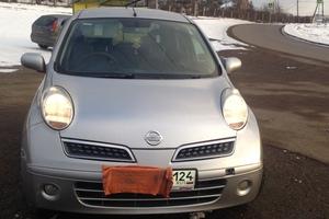 Автомобиль Nissan March, отличное состояние, 2009 года выпуска, цена 300 000 руб., Красноярск