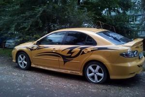 Автомобиль Mazda Atenza, хорошее состояние, 2002 года выпуска, цена 250 000 руб., Уссурийск
