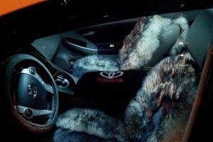 Автомобиль Toyota Prius, хорошее состояние, 2010 года выпуска, цена 980 000 руб., Мытищи