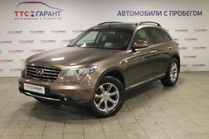 Подержанный автомобиль Infiniti FX-Series, отличное состояние, 2008 года выпуска, цена 897 900 руб., Казань