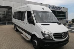 Новый автомобиль Mercedes-Benz Sprinter, 2016 года выпуска, цена 3 350 000 руб., Новороссийск