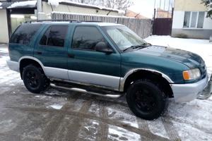 Автомобиль Chevrolet Blazer, хорошее состояние, 1997 года выпуска, цена 150 000 руб., Лосино-Петровский