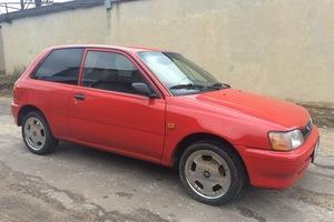 Автомобиль Toyota Starlet, хорошее состояние, 1991 года выпуска, цена 130 000 руб., Воронеж