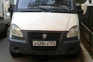 Подержанный автомобиль ГАЗ Газель, хорошее состояние, 2008 года выпуска, цена 270 000 руб., Кыштым