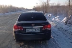 Подержанный автомобиль Chevrolet Cruze, хорошее состояние, 2010 года выпуска, цена 475 000 руб., Нижневартовск