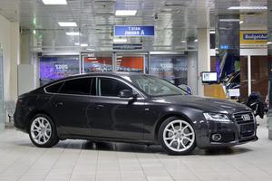 Подержанный автомобиль Audi A5, отличное состояние, 2010 года выпуска, цена 933 333 руб., Москва