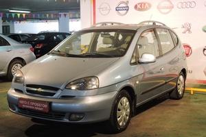 Авто Chevrolet Rezzo, 2008 года выпуска, цена 255 000 руб., Москва