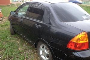 Автомобиль Suzuki Aerio, среднее состояние, 2003 года выпуска, цена 80 000 руб., Уфа