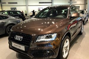 Новый автомобиль Audi Q5, 2016 года выпуска, цена 2 699 000 руб., Екатеринбург