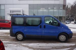 Автомобиль Renault Trafic, хорошее состояние, 2008 года выпуска, цена 640 000 руб., Тула