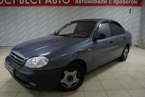 Авто Chevrolet Lanos, 2008 года выпуска, цена 104 000 руб., Москва
