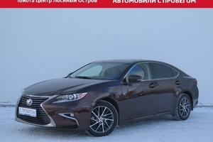 Авто Lexus ES, 2015 года выпуска, цена 1 725 000 руб., Москва