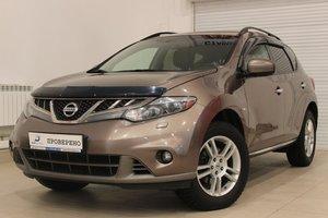 Авто Nissan Murano, 2012 года выпуска, цена 999 990 руб., Нижний Новгород