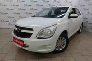 Авто Chevrolet Cobalt, 2014 года выпуска, цена 450 000 руб., Санкт-Петербург