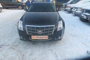 Авто Cadillac CTS, 2008 года выпуска, цена 735 000 руб., Москва