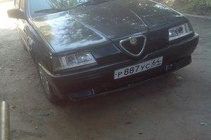 Автомобиль Alfa Romeo 146, хорошее состояние, 1994 года выпуска, цена 90 000 руб., Саратов