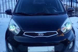 Подержанный автомобиль Kia Picanto, хорошее состояние, 2011 года выпуска, цена 465 000 руб., Челябинск