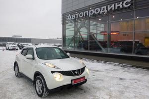 Авто Nissan Juke, 2014 года выпуска, цена 730 000 руб., Санкт-Петербург