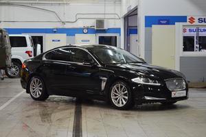 Авто Jaguar XF, 2013 года выпуска, цена 1 420 000 руб., Санкт-Петербург