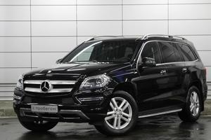 Авто Mercedes-Benz GL-Класс, 2013 года выпуска, цена 3 300 000 руб., Санкт-Петербург
