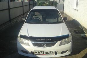 Автомобиль Mazda Familia, хорошее состояние, 2001 года выпуска, цена 180 000 руб., Рубцовск