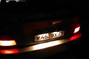 Подержанный автомобиль Honda Accord, хорошее состояние, 1994 года выпуска, цена 125 000 руб., Челябинская область