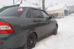 Подержанный автомобиль ВАЗ (Lada) Priora, отличное состояние, 2008 года выпуска, цена 185 000 руб., Смоленск