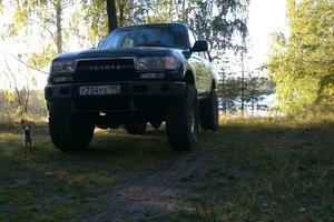 Подержанный автомобиль Toyota Land Cruiser, отличное состояние, 1992 года выпуска, цена 650 000 руб., Коломна